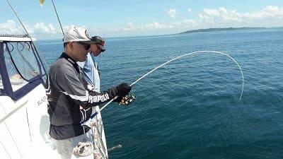 skipper-pesca