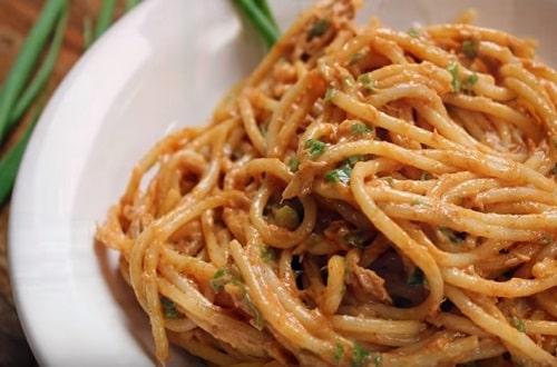 espaguete-atum